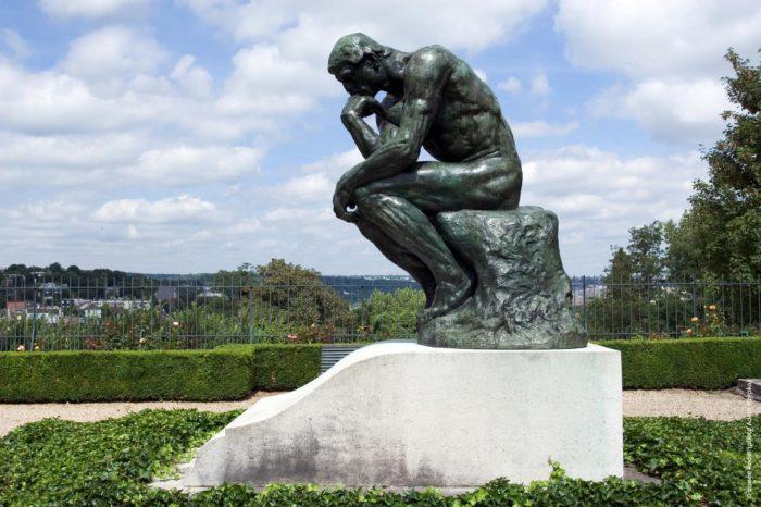 penseur Rodin