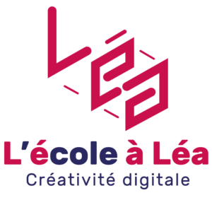 Logo détourné pour Léa